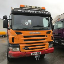 Scania Tipper grab