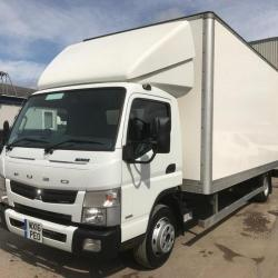 Fuso canter Box